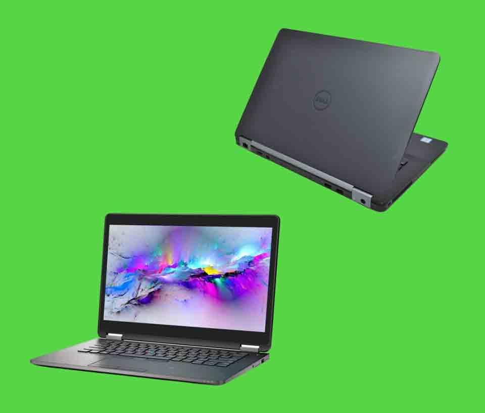 Dell Latitude E7470 i5 6th 128GB
