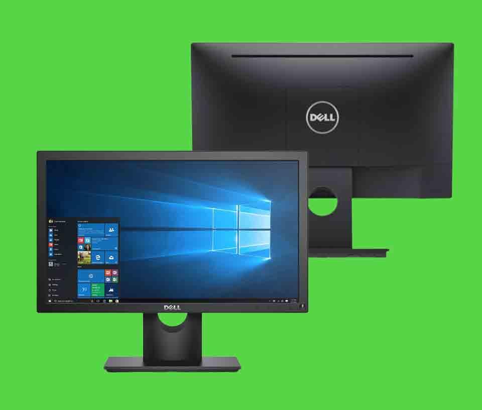 LCD Dell E1916hv