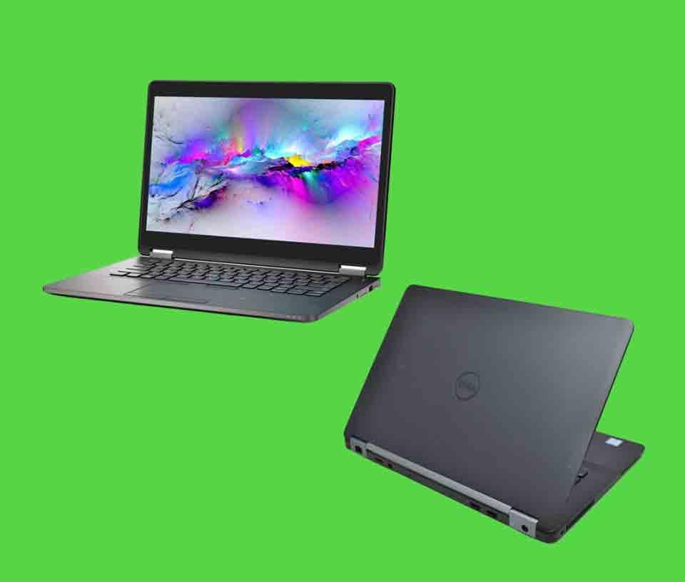 Dell Latitude E7470 Core i5 6th Grade A