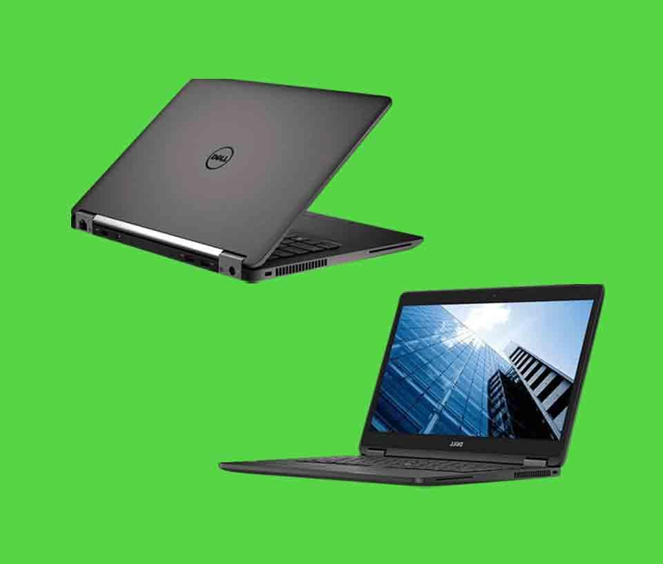 Dell Latitude E7270 core i7 6th