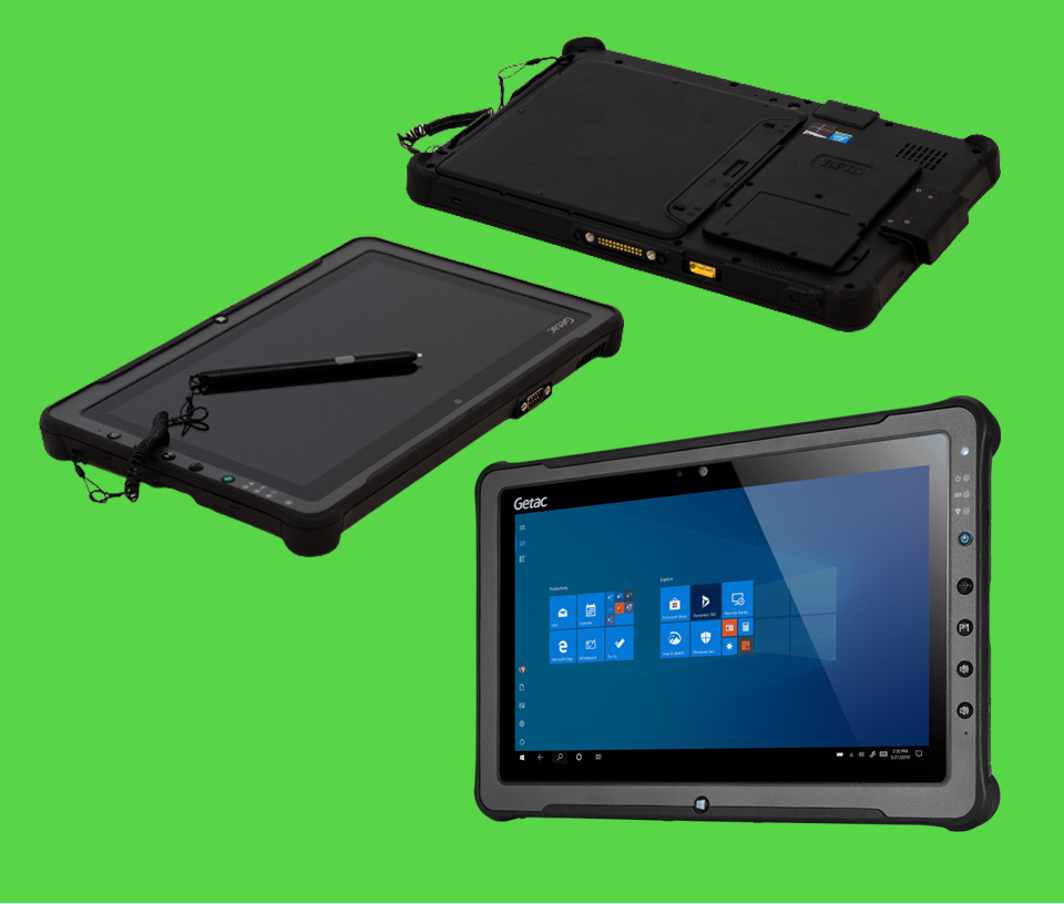 Gatac F110G2 5th 4GB 128GB touch screen