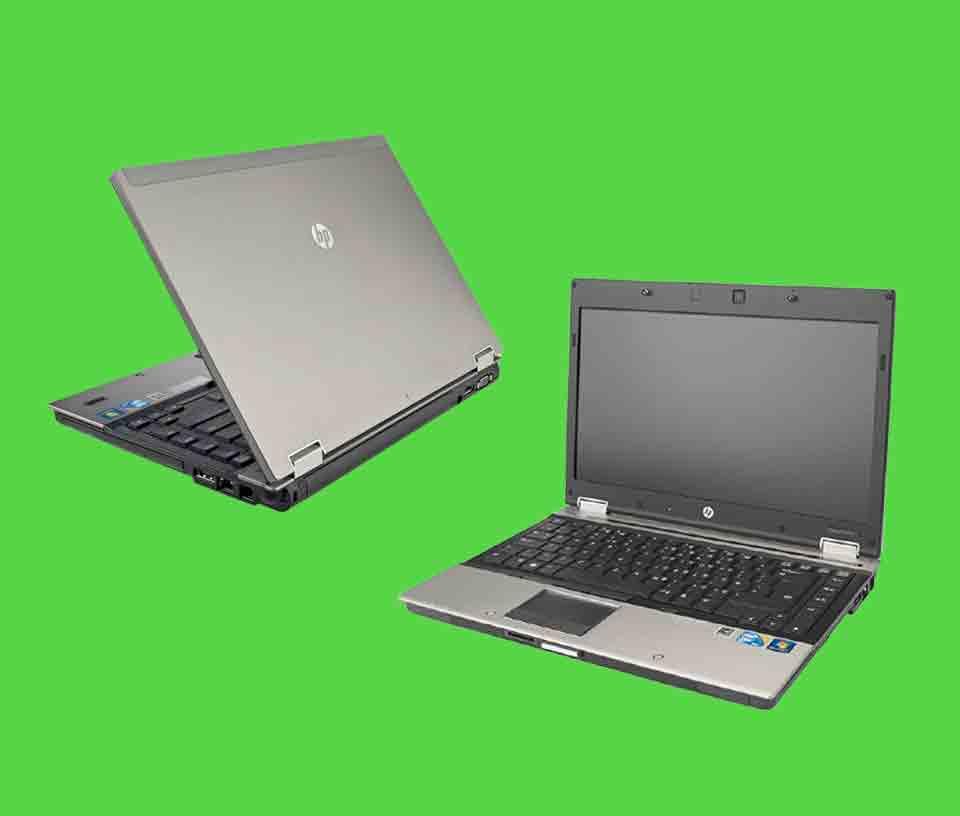 HP 8440p i5 4GB 320GB