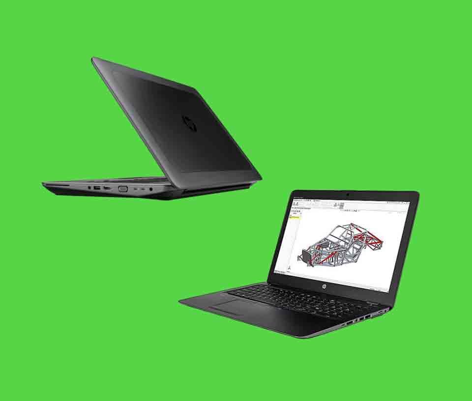 """HP ZBook 15"""" i7"""