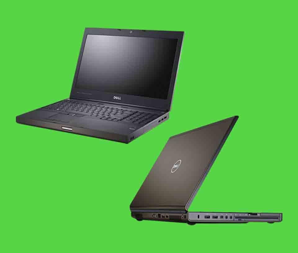 Dell Precision M6800 Grade A Core i7 4th Gen