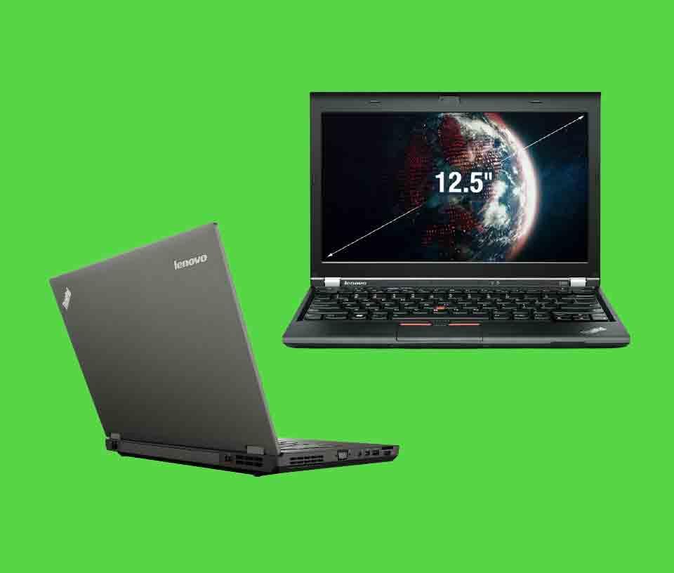 Lenovo ThinkPad X230 Core i5 RAM 4GB HDD 320GB VGA HD Graphics 4000